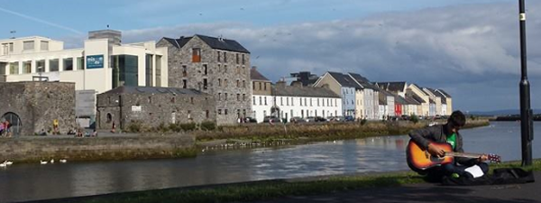 Galway's Long Walk